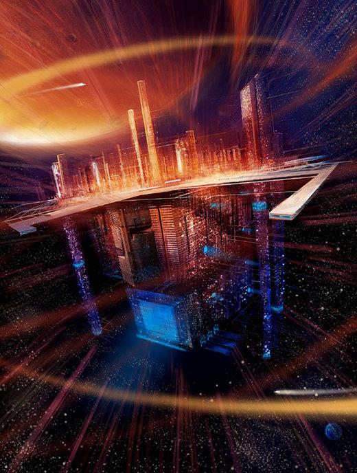 Space Opera por Pierrick