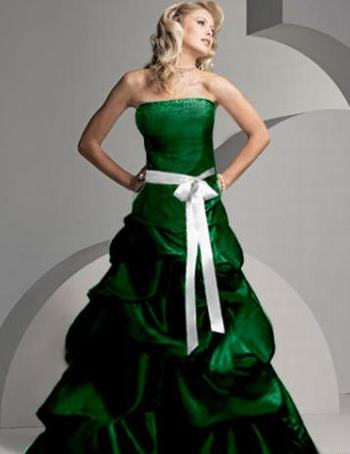 Green Wedding Dress Collection Rubias Collection Collection of