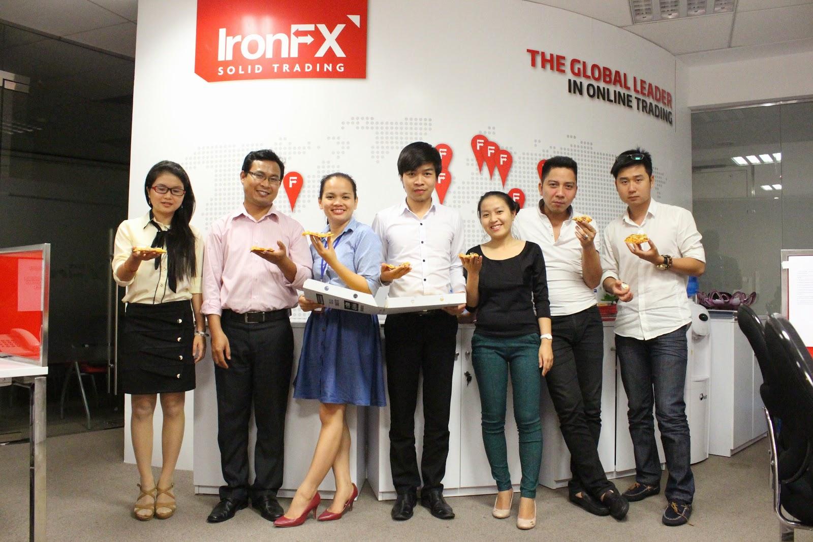 Hội thảo IronFX