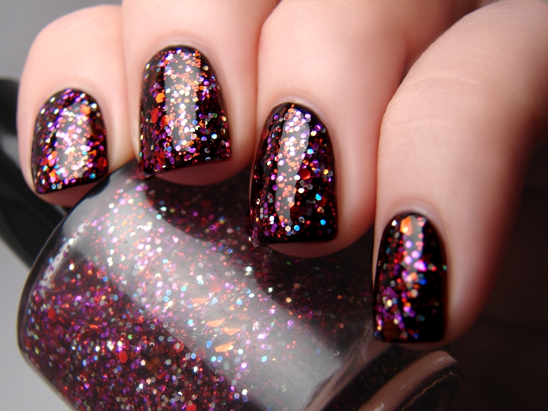 Glitter Nail Polish Etsy - To Bend Light