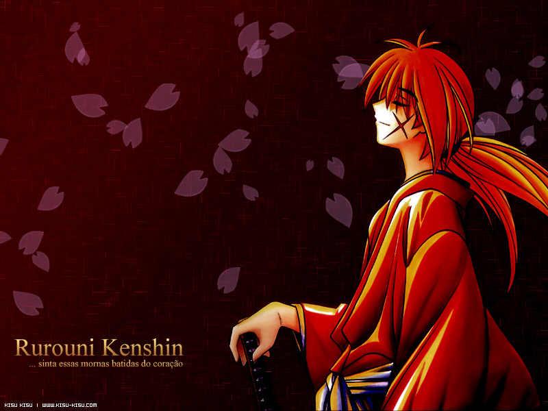 #8 Kenshin Himura HD & Widescreen Wallpaper