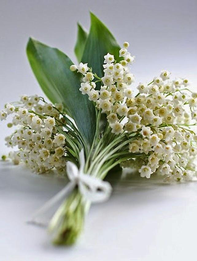 Pourquoi offre t on du muguet au 1er mai bettinael passion couture made in france - Photos de bouquet de muguet ...