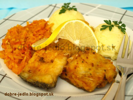 Filety z kapra so zemiakovým pyré - recepty