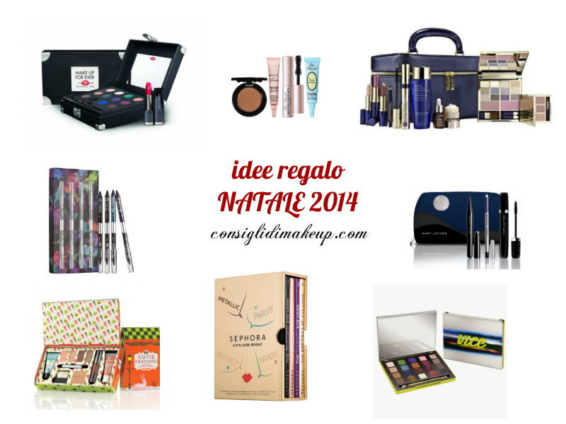 Idee Regalo Natale 2014: beauty, unghie, capelli e makeup
