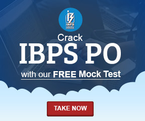 Get a Free Mock for IBPS PO