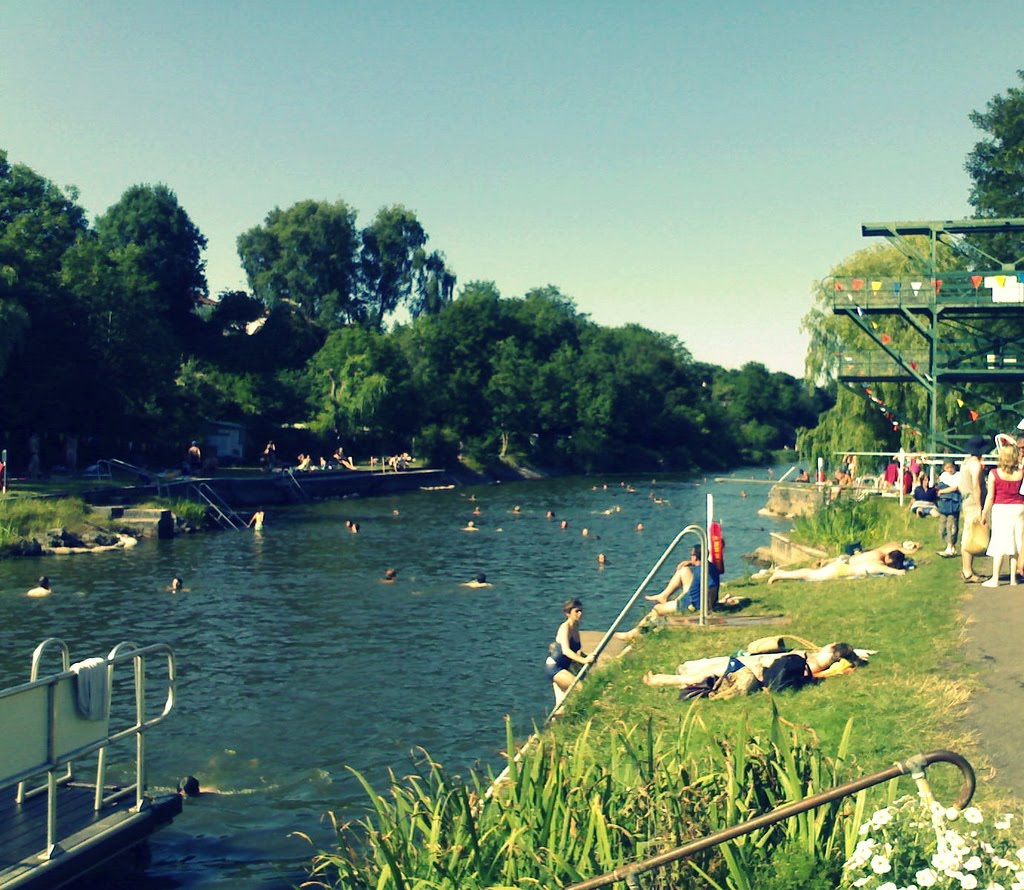 bristol parenting cafe henleaze swimming lake