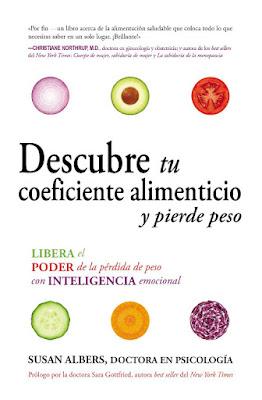LIBRO - Descubre tu coeficiente alimenticio y pierde peso Susan Albers (Harper Collins - 20 octubre 2015) ADELGAZAR - AUTOAYUDA - SOBREPESO Edición papel & ebook kindle | Comprar en Amazon España