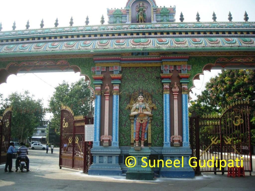 Peddamma Gudi at Jubilee Hills, Hyderabad