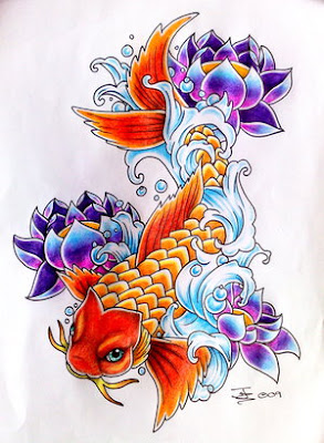 Tattoos de Carpa