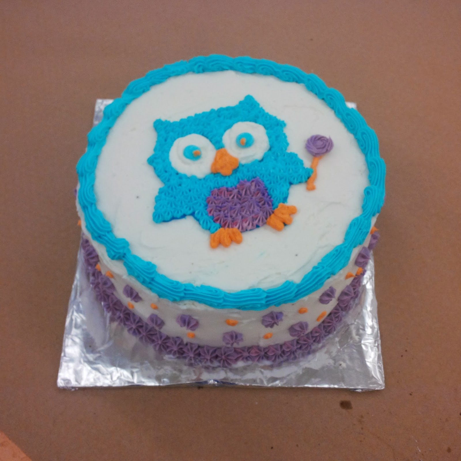 Cake Decorating Michaels Waterbury Ct : My life out of a lab coat: Cake Decorating at Michaels ...