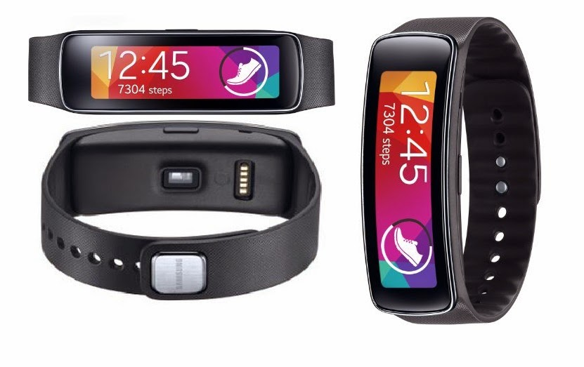 Samsung Gear Fit Smartwatch - Review