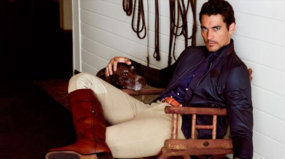moda ecuestre hombre Massimo Dutti The Equestrian Collection