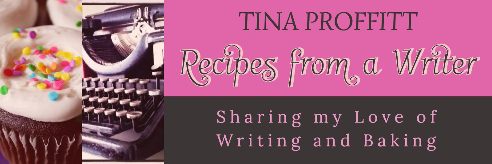Recipes from a Writer