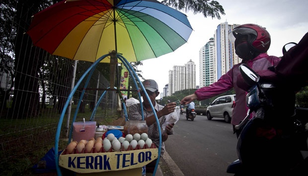 Jokowi Tolak Bayar Sewa Stan di PRJ Kemayoran