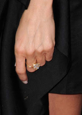 Jennifer Aniston Diamond Ring