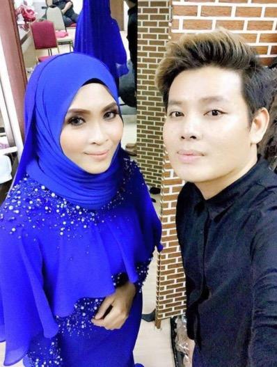 Pemilik butik Jimmy Coture terima tempias selepas menaja pakaian Siti Nordiana