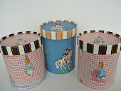 Cute Containers from Ice Cream Cartons