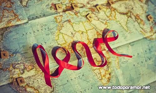 Las relaciones de amor ante la distancia