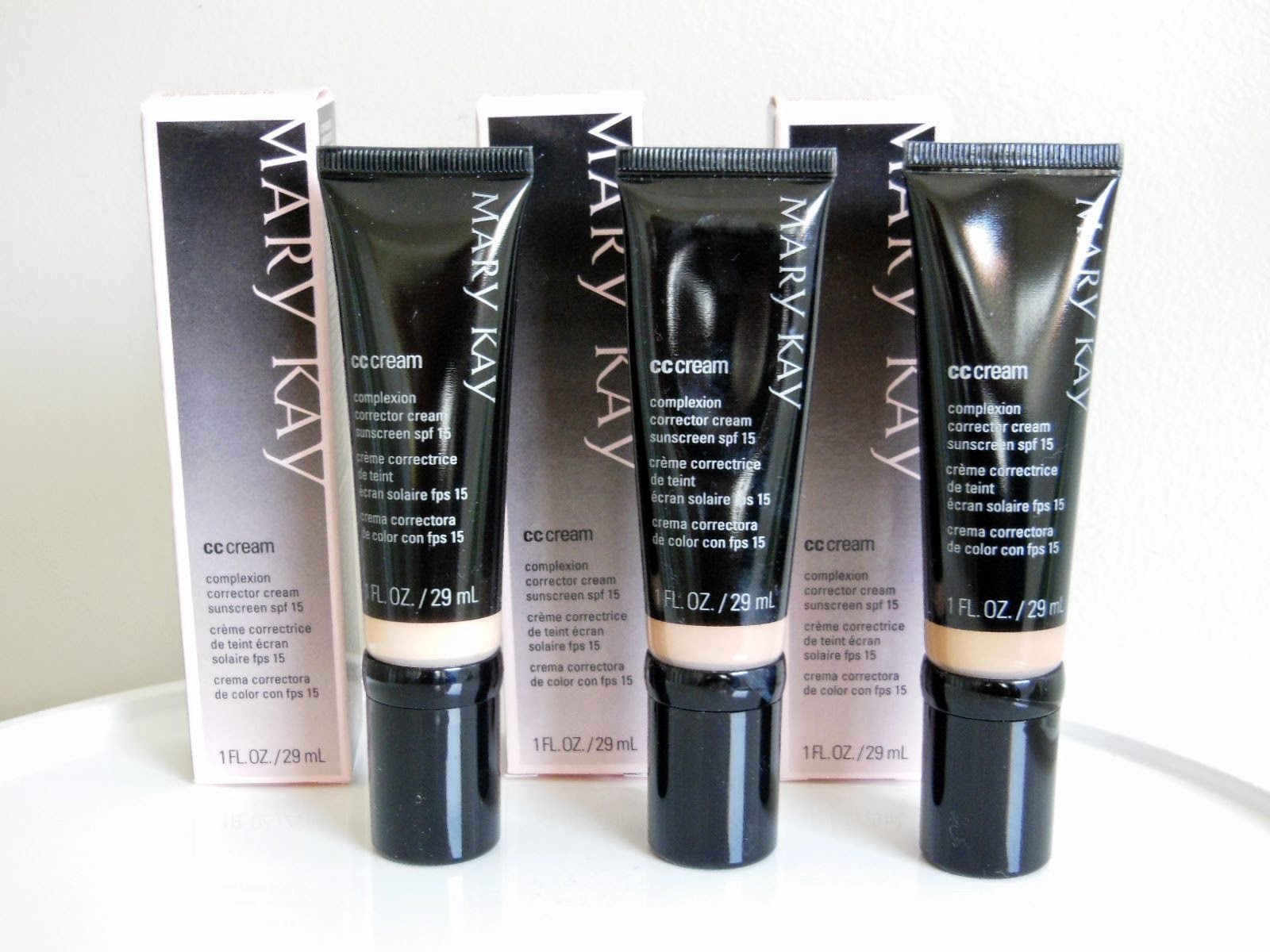 Product review: mary kay cc cream.