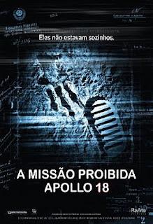 Filme Poster Apollo 18 - A Missão Proibida TS XviD & RMVB Dublado