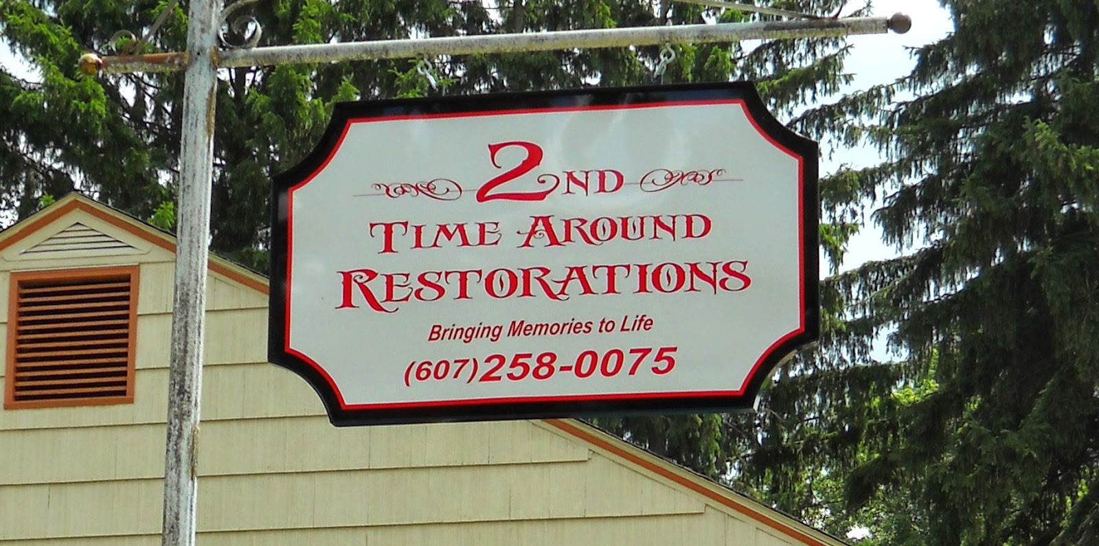 2nd Time Around Restorations: We Buy and Sell!