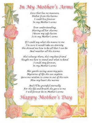 funny poems for mothers day. mothers day poems from