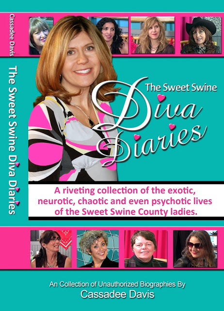 Cassadee Davis promotes her tell-all book on The Women of Sweet Swine County