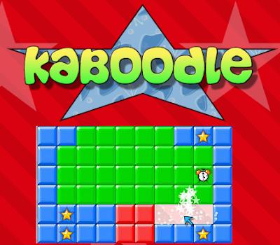 لعبة المربعات الملونة المتشابهة Kaboodle