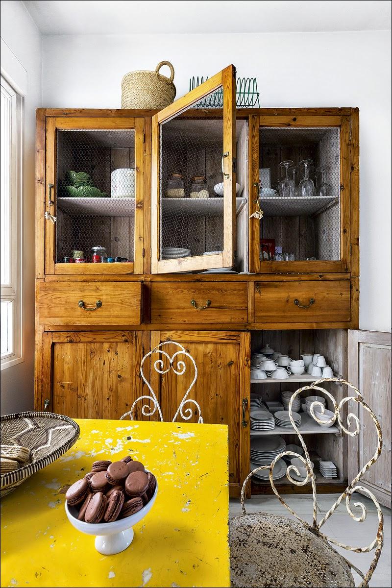 Die Wohngalerie Locker spanisch einrichten und dekorieren im Hacienda Stil
