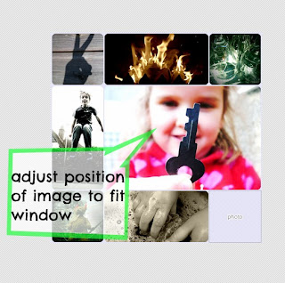 Photoscape adjust photo position