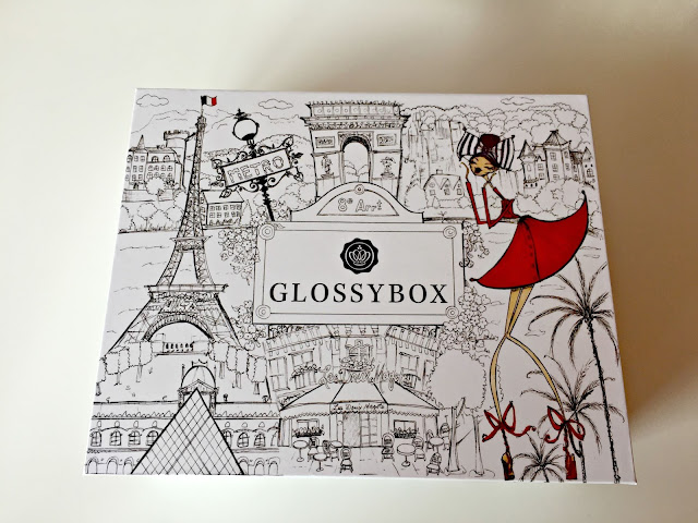 glossybox july 2015