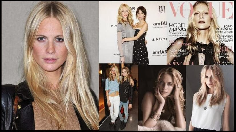 Spring Summer 2014 IT Look, Hair Color, Hair Cut, Style Trends, Poppy Delevingne, British IT Girl