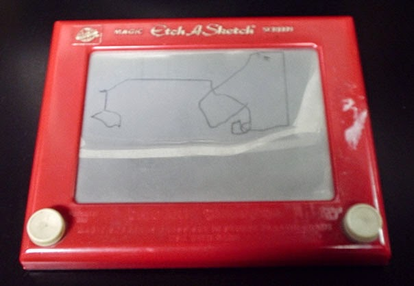National Etch a Sketch Day