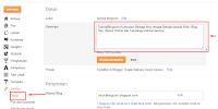 Cara Mengatasi/Memperbaiki Depresi Blog atau Penyempurnaan HTML Webmaster Tools