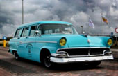1956 Ford Wagon