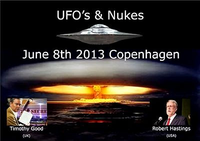 UFOs and Nukes - Conference in Copenhagen