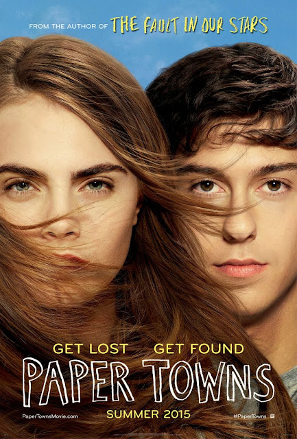 Paper Towns film / movie poster