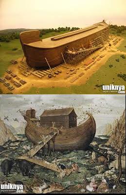 5 Fakta Tentang Penemuan Kapal Nabi Nuh