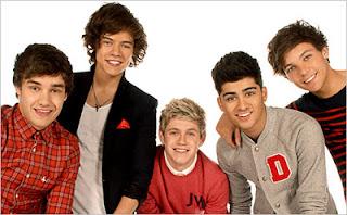 Biodata dan Profil Lengkap Anggota One Direction