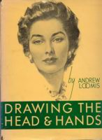 Drawing The Head and Hands andrew loomis