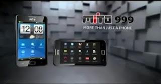 Harga dan Spesifikasi Mito 999 Mini Tablet