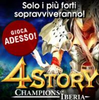 4Story, uno dei primi e dei più divertenti giochi di ruolo della storia