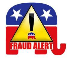 Republican fraud