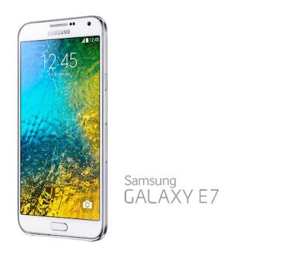 Harga Spesifikasi Samsung Galaxy E7 SM E700H/DS