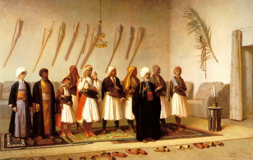 Αρβανίτες μουσουλμάνοι