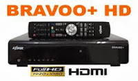 ATUALIZAÇÃO AZBOX BRAVO +++ CANAIS HD 61W E 70W  21/02/2014