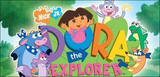 Dora Saç Kesimi Kuaför Oyunu