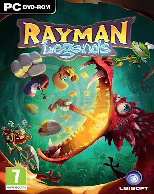 Rayman Legends 2013 pc