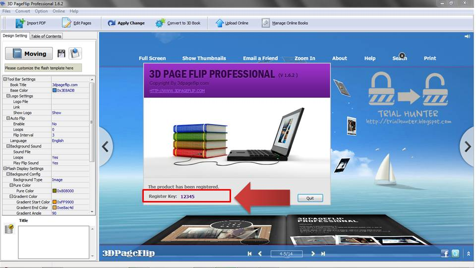 Flip Pdf Professional 1.5.2 Cracked