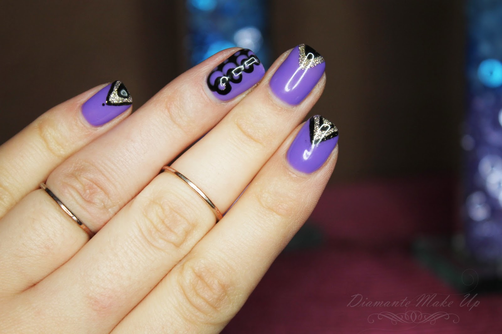Hybrdowy Manicure z Semilac